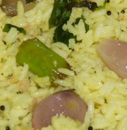 Lemon rice Feat