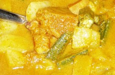 Khatkhate veg stew Feat