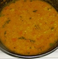Hyderabadi Khatti Dal Feat