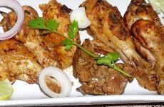 Tandoori Chicken Feat