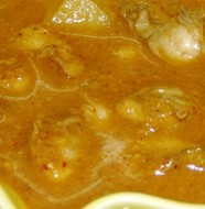 Oyster curry Feat