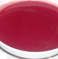 Beet Carrot Soup Feat