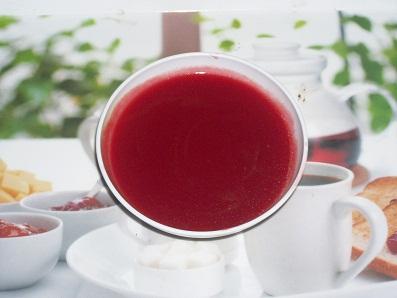 Beet Carrot Soup