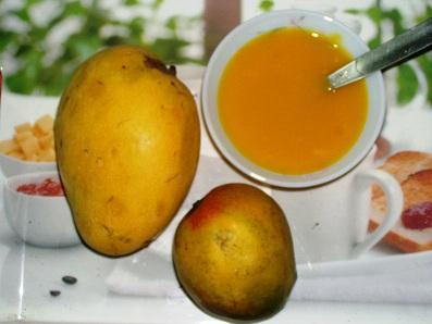 Boiled Aamras