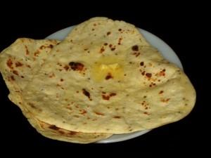 Tava Nan Paratha